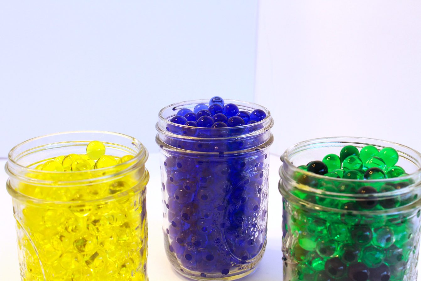DIY Dying Orbeez: Make Them Any Color You Want