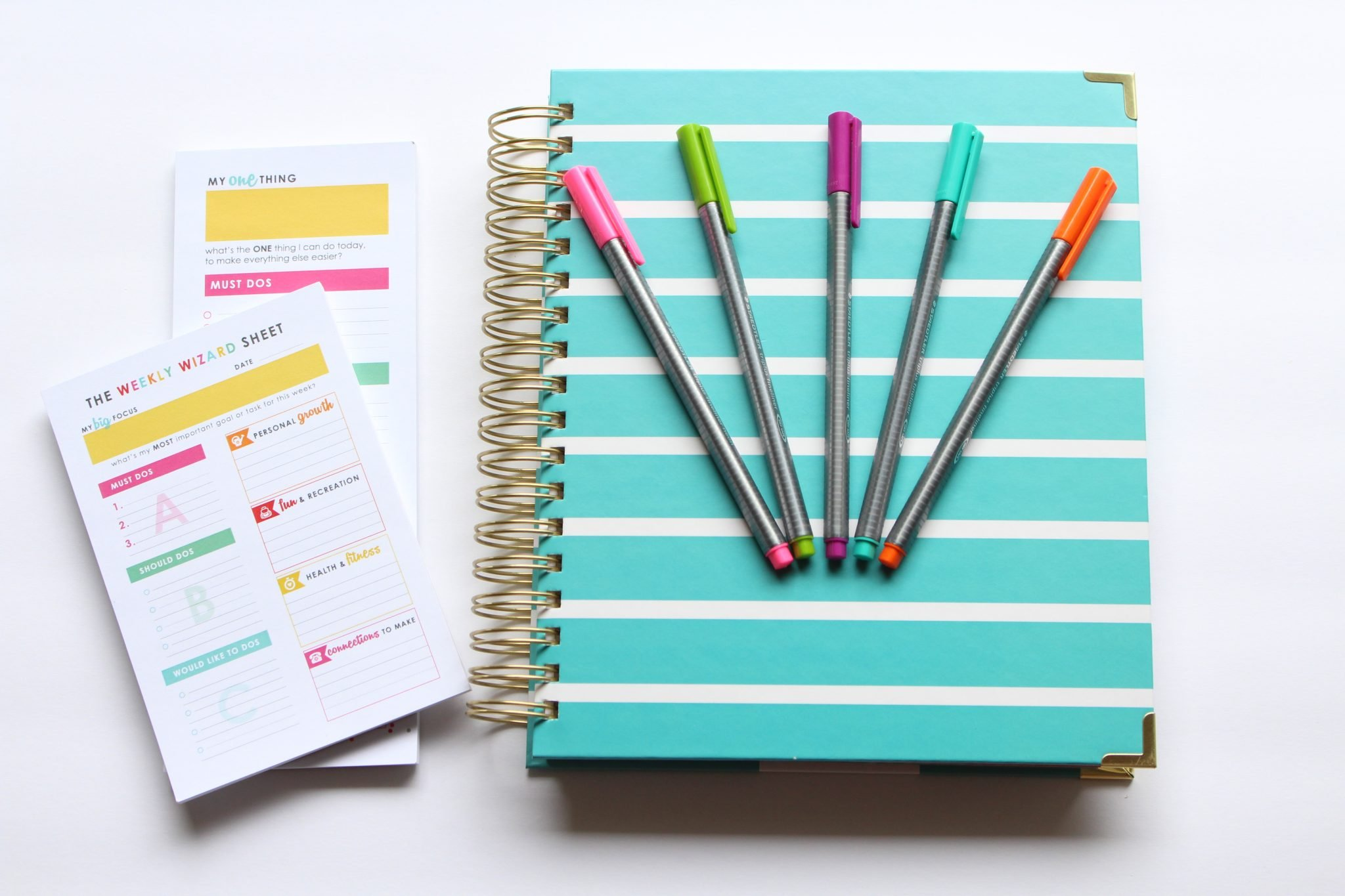 Review Of The Living Well Planner & The CRUSH IT Goal Setting System