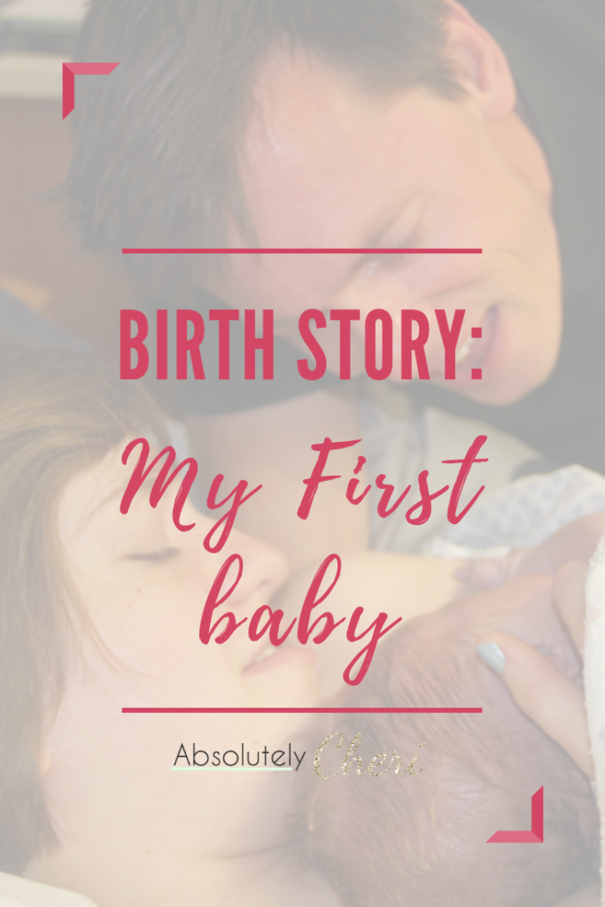 Two weeks late and after a week of hard labor, my first son was born. It was one of the most challenging experiences of my life but every second was perfect. I wouldn't change a thing. #birthstory #firstbaby #epidural